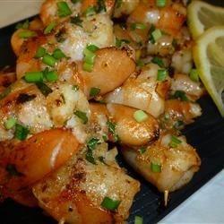 Recipe: Lemon Ginger Shrimp